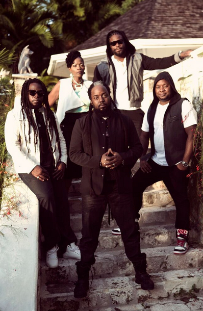 Mojo Morgan from Morgan Heritage chats about industry longevity and roots inspiration