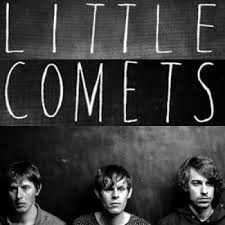 Little Comets chat about songwriting, stage presence and signing CDs