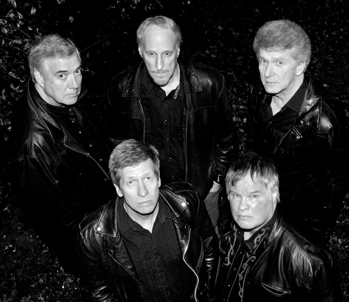 Catch legendary band The Sonics at The Forum
