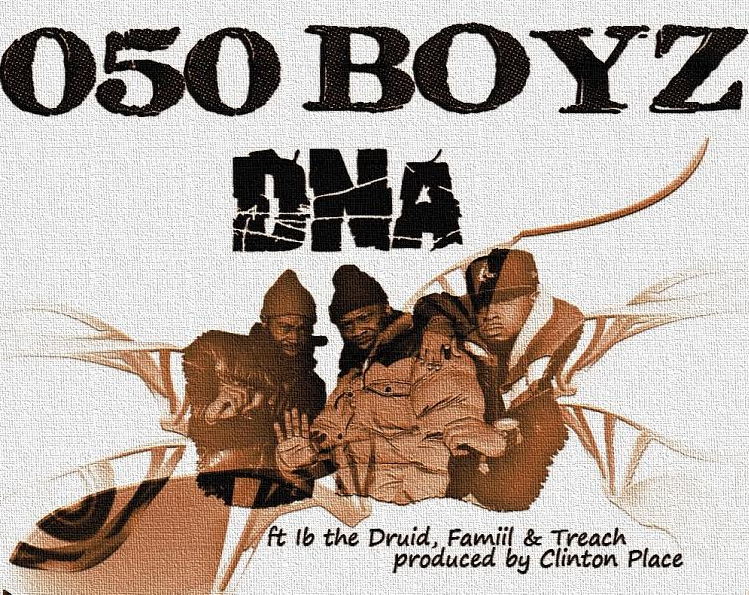The 050 Boyz drop new joint 'DNA'