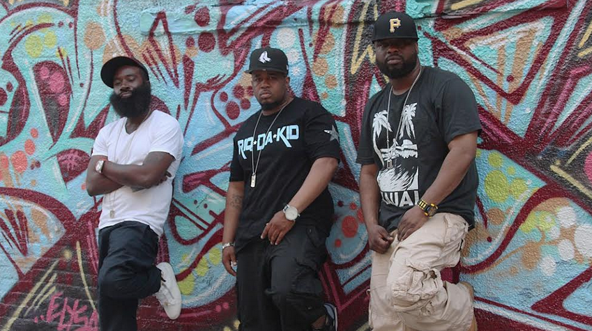 The 050 Boyz talk classic hip-hop and keeping it Jersey