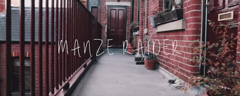 Manze Raider drops vid for his D&B banger 'Where Are We'