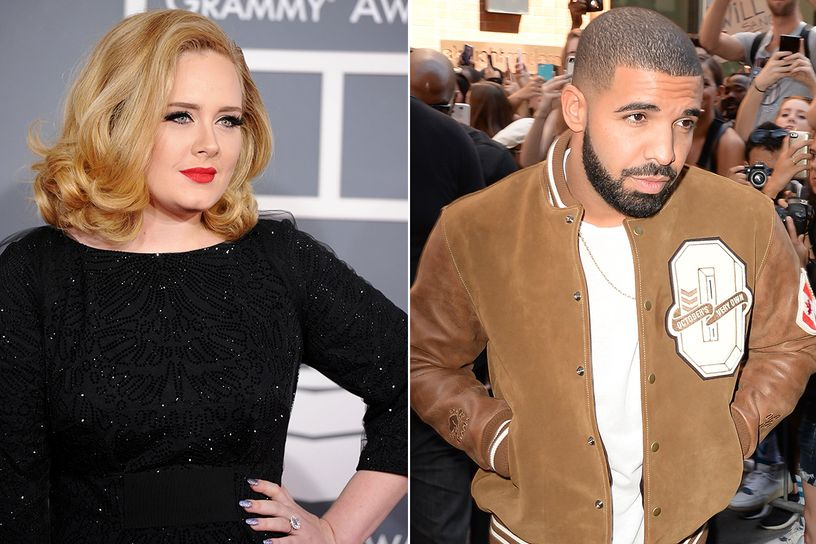 Adele to remix Hotline Bling?