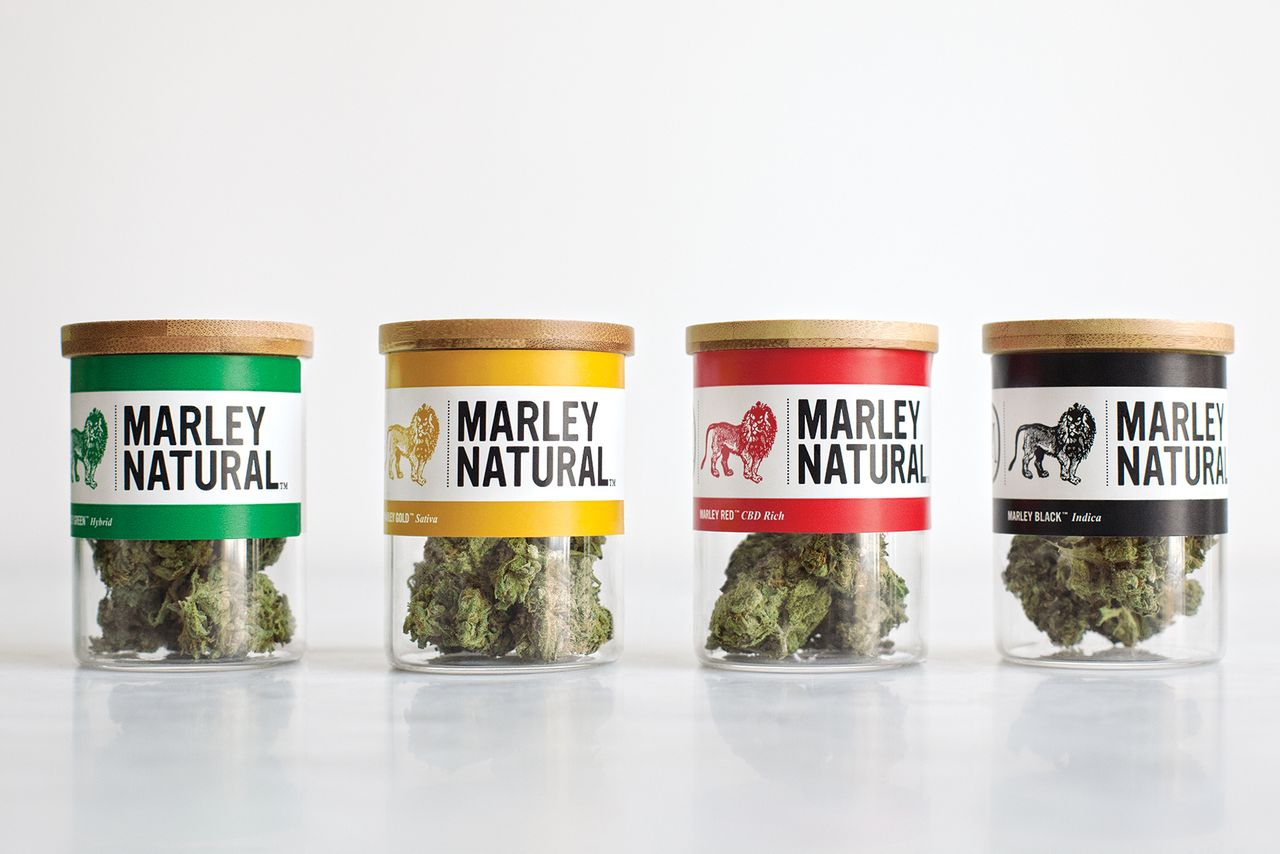 Marley Estate Release Official Bob Marley Cannabis Brand