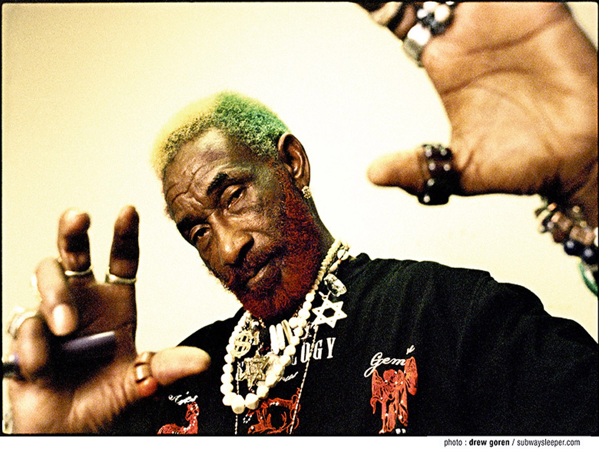 Lee Scratch Perry Presents Legendary Night at Electric Brixton