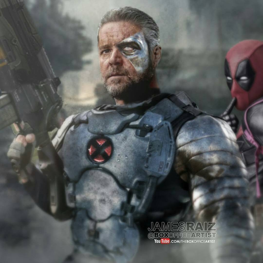 Who Is Playing Cable In The New Deadpool Movie