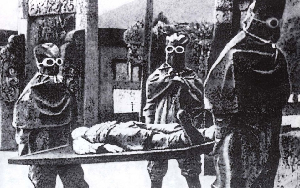 Unmasking pure evil: The sickening experiments of Unit 731 - Guestlist