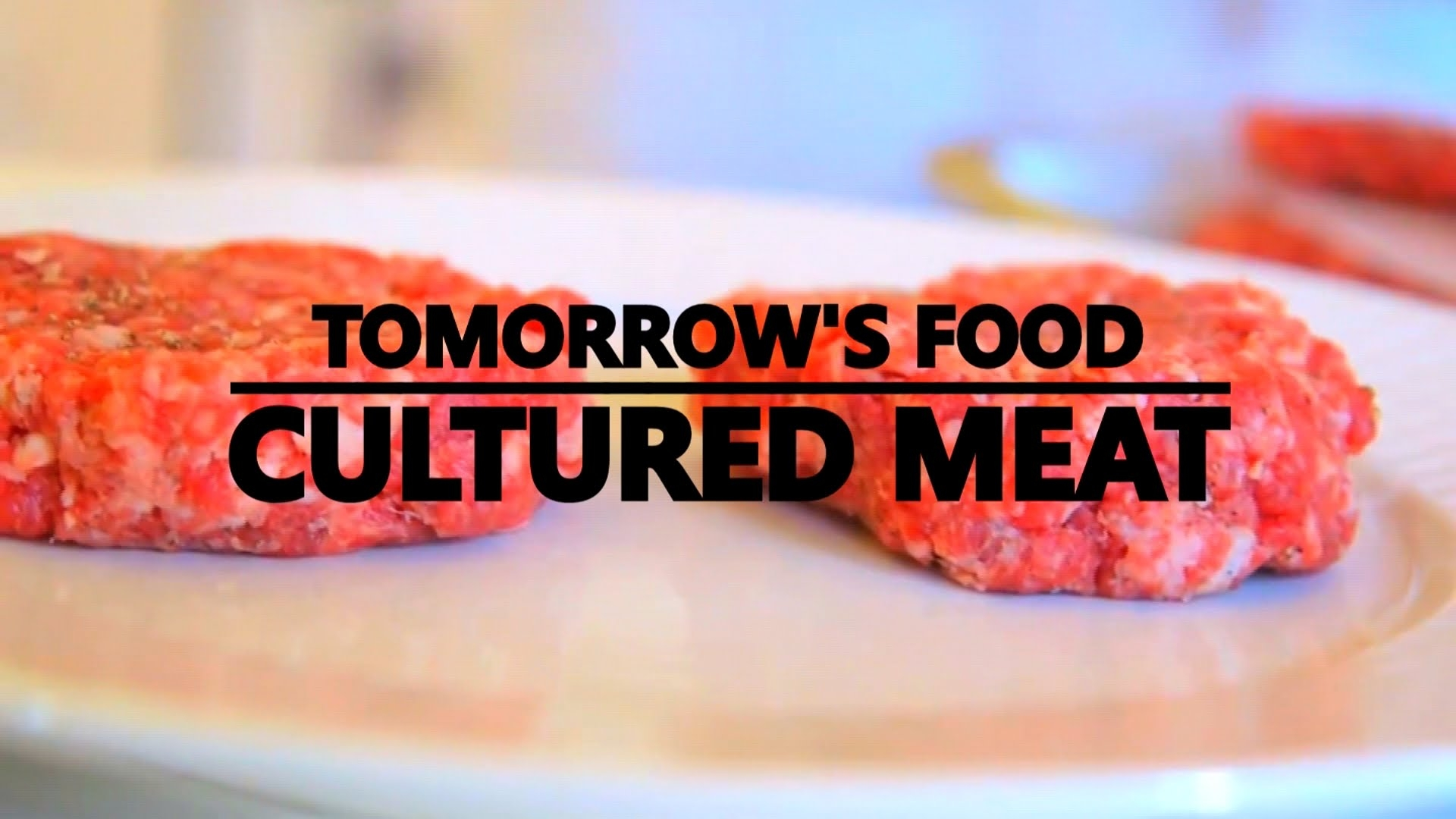How will produce meat in the future 30