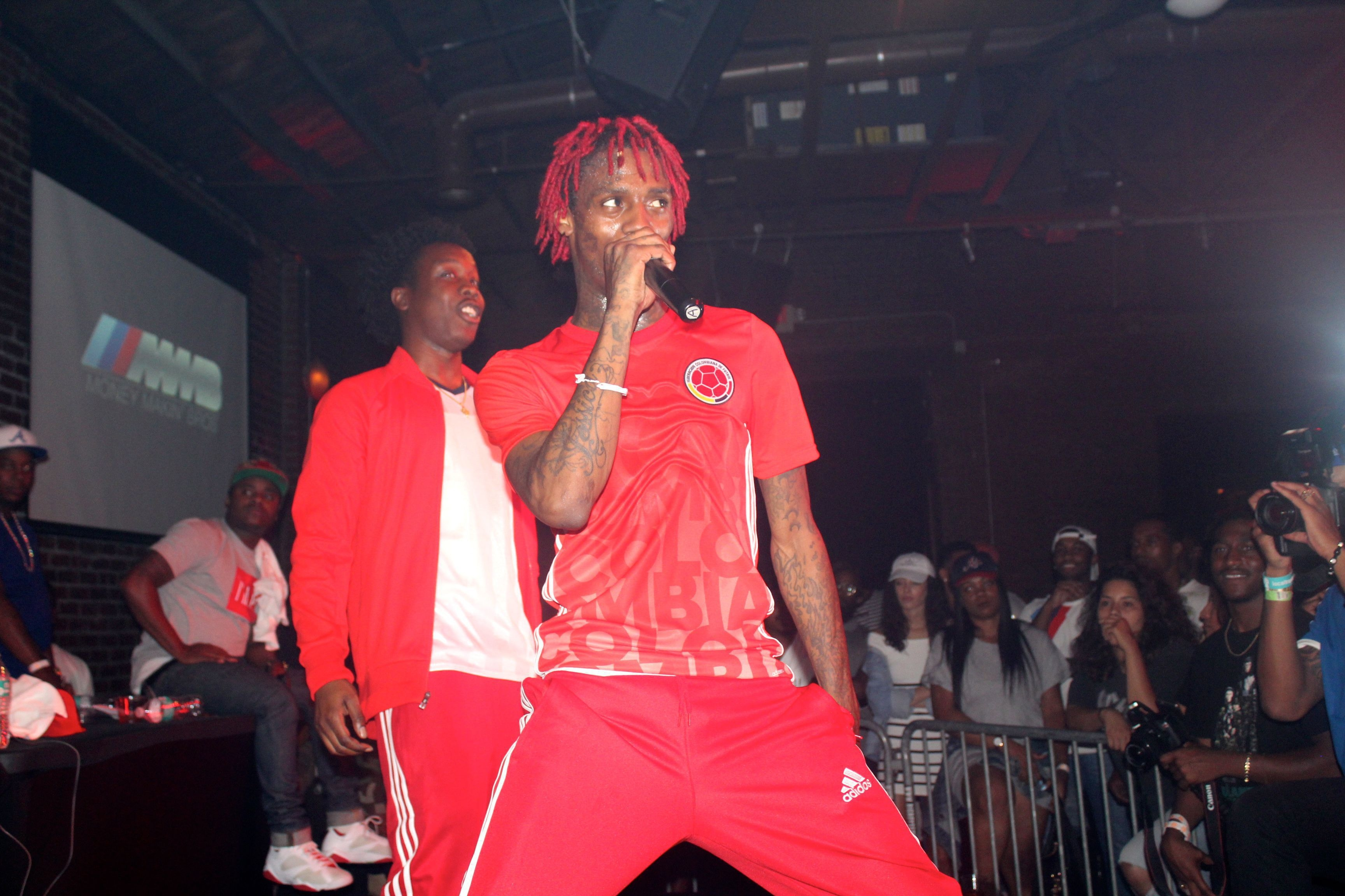 the new famous dex track could make him a star guestlist