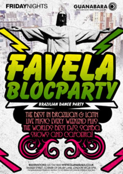 FAVELA BLOCPARTY