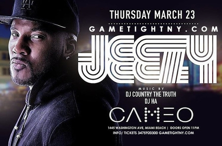 Young Jeezy at Cameo Miami Thursday WMC Buy Tickets Now