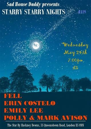 Starry Starry Nights - Hackney Downs