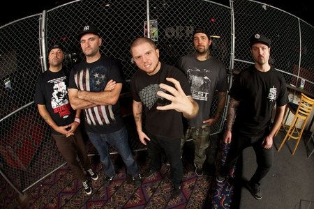 EMP Persistence Tour feat. Hatebreed at O2 Forum Kentish Town