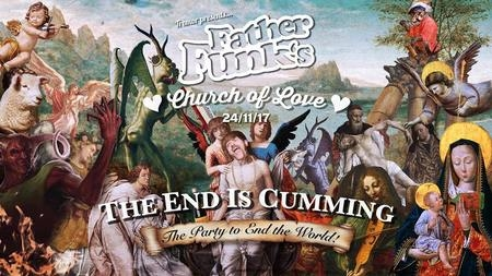Tremor presents Father Funk's Church of Love: The End is Cumming