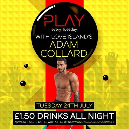 PLAY's Presents Adam Collard and a Mexican Stand Off