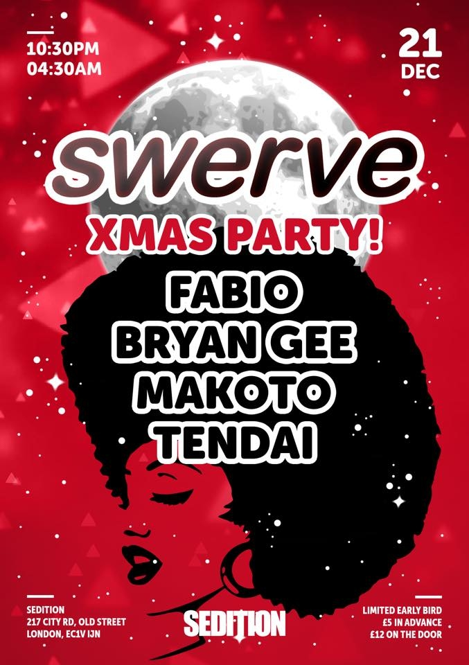 Swerve Xmas Party