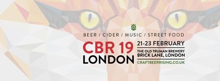 Craft Beer Rising 2019 - Craft beer, cider, music and street food festival