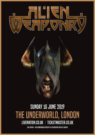 Alien Weaponry at The Underworld Camden