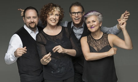 THE MANHATTAN TRANSFER, 20/21 May, London Jazz, Vocal, Harmony Group, Voice