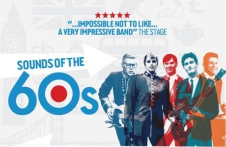 The Zoots Sounds of the 60s show, Elgiva Theatre, Chesham, Thurs 17 October