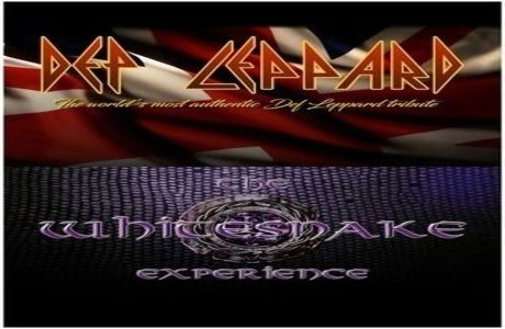 Whitesnake Experience / Dep Leppard Live at The Half Moon Putney Sun 15 Sep
