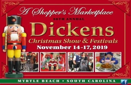 38th Annual Dicken's Christmas Show And Festivals