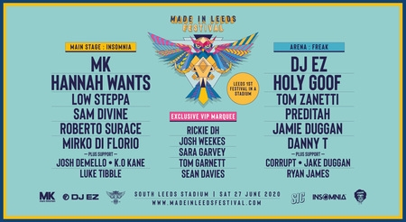 Made In Leeds Festival