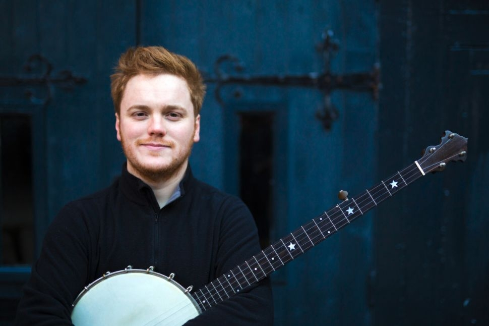 Folk Weekend: Oxford presents Greg Russell