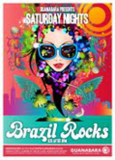 Brazil Rocks Saturdays