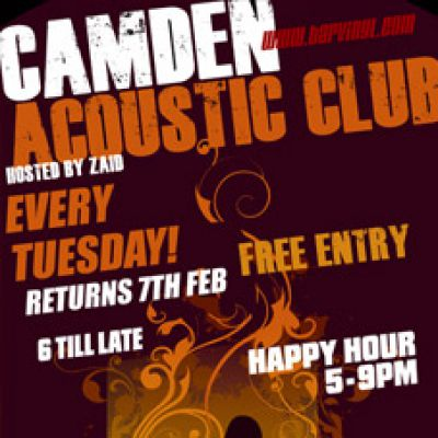 Camden Acoustic Club